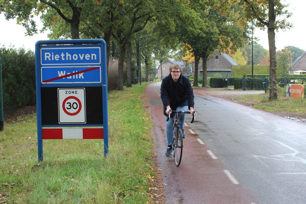 GroenLinks-PvdA Bergeijk: We gaon mi de fiets